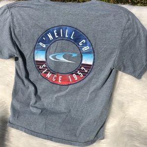 O'Neill short sleeve shirt sz YM